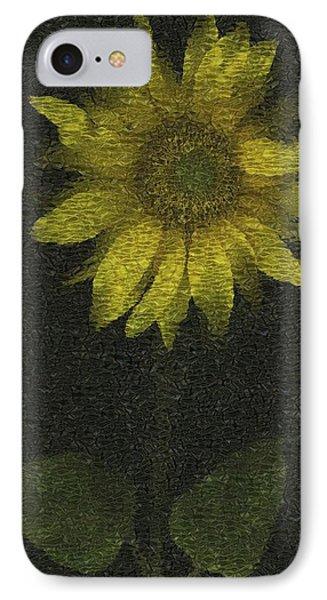 Sunflower Phone Case by Deddeda