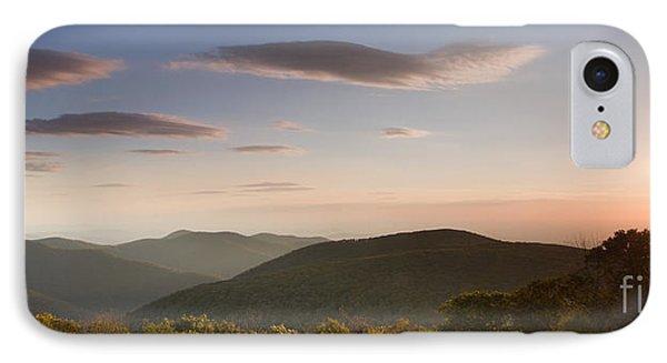 Sunrise Over Shenandoah National Park IPhone Case by Dustin K Ryan