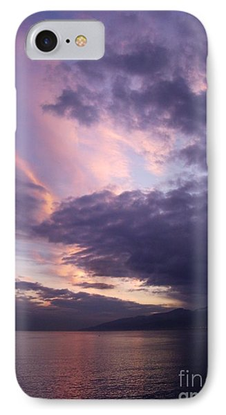 Sunset At Messina IPhone Case by Kathleen Pio