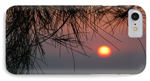 Sunset In Zanzibar Phone Case by Alan Clifford