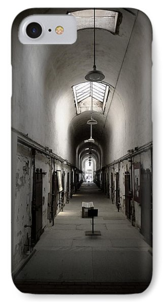 IPhone Case featuring the photograph Sweet Home Penitentiary by Richard Reeve