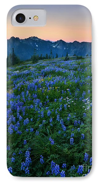 Tatoosh Sunrise Phone Case by Mike  Dawson