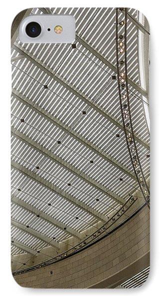 Telfair Sun Screen And Skylight Detail Phone Case by Lynn Palmer