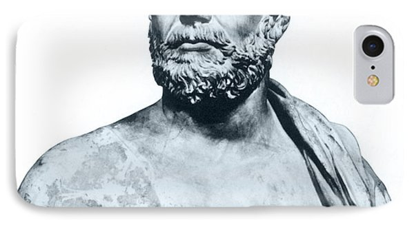 Thales, Ancient Greek Philosopher IPhone Case