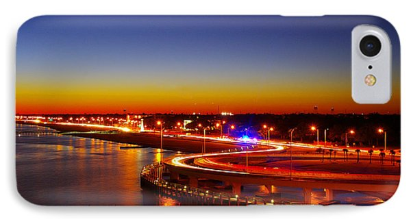 IPhone Case featuring the photograph The Beauty Of The Night by Brian Wright