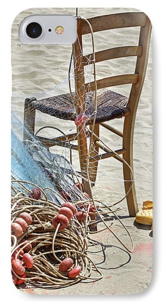 The Place Of The Fisherman Phone Case by Joana Kruse