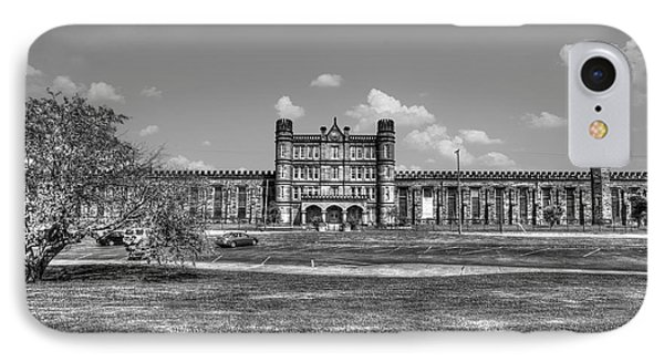 The West Virginia State Penitentiary Front Phone Case by Dan Friend