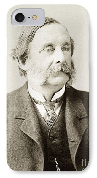 Thomas Higginson (1823-1911) Phone Case by Granger