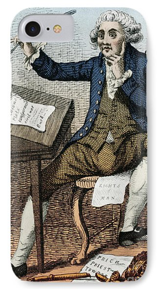 Thomas Paine, American Founding Father IPhone Case