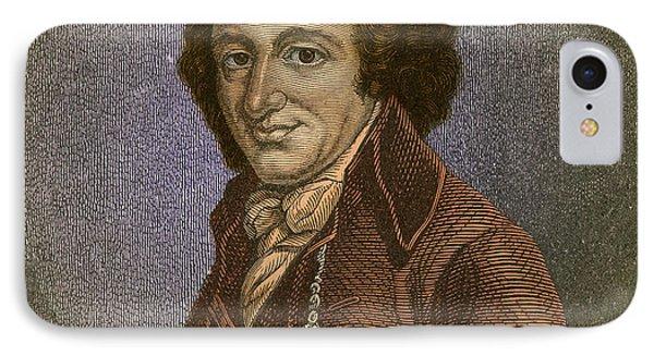 Thomas Paine, American Patriot IPhone Case