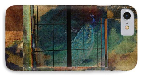 Through A Glass Darkly Phone Case by Sarah Vernon