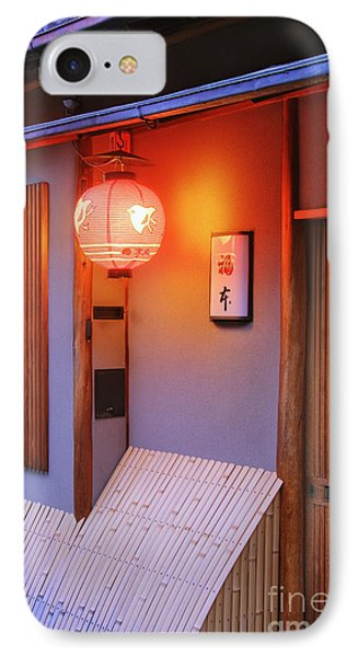 Traditional Japanese House Phone Case by Jeremy Woodhouse