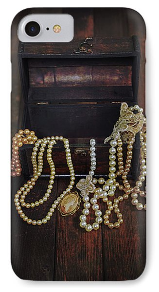Treasure Chest IPhone Case by Joana Kruse
