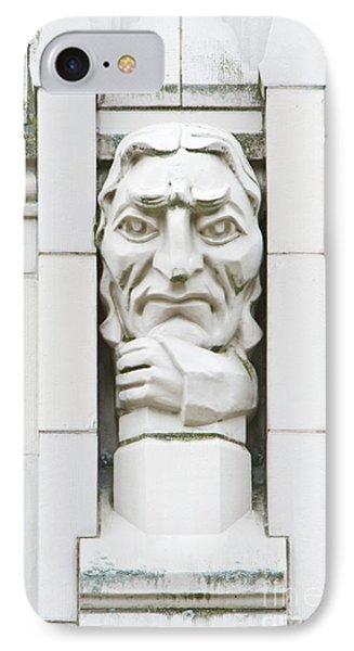 University Of Washington Exterior Artwork Phone Case by Rob Tilley
