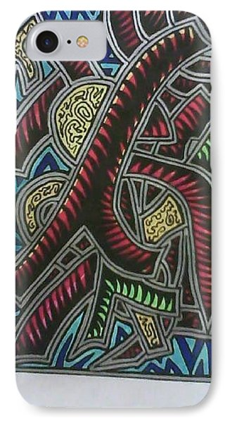 Untitled Phone Case by Jerry Conner