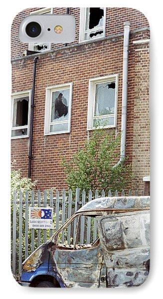 Urban Decay Phone Case by Victor De Schwanberg