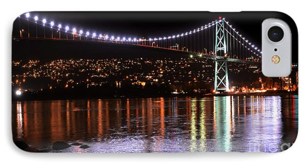 Vancouver British Columbia 5 Phone Case by Bob Christopher