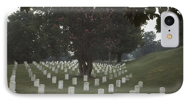 Vicksburg: Cemetery IPhone Case by Granger