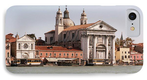 View On Venice Phone Case by Evgeny Pisarev