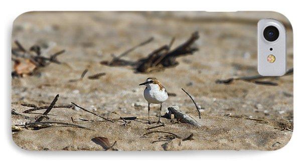 Wading Bird Phone Case by Douglas Barnard