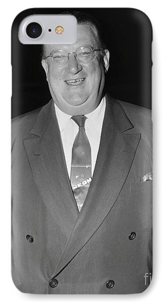 Walter Omalley (1903-1979) Phone Case by Granger