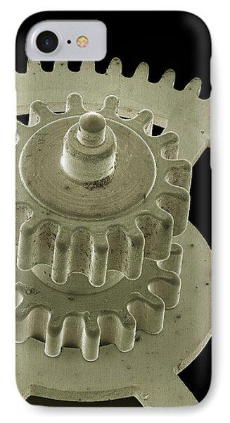 Watch Gears, Sem Phone Case by Steve Gschmeissner