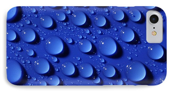 Water Droplets Phone Case by Courtesy Of Crown Copyright Fera