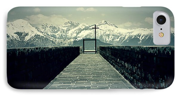 Way To Heaven IPhone Case by Joana Kruse