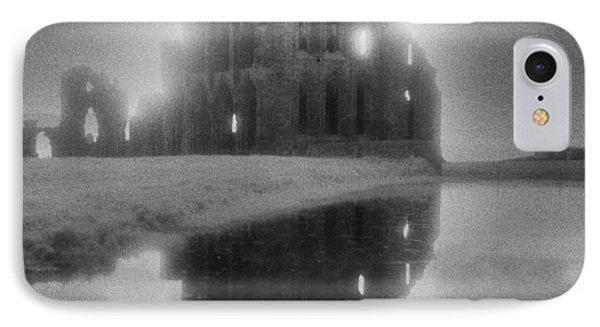 Whitby Abbey Phone Case by Simon Marsden