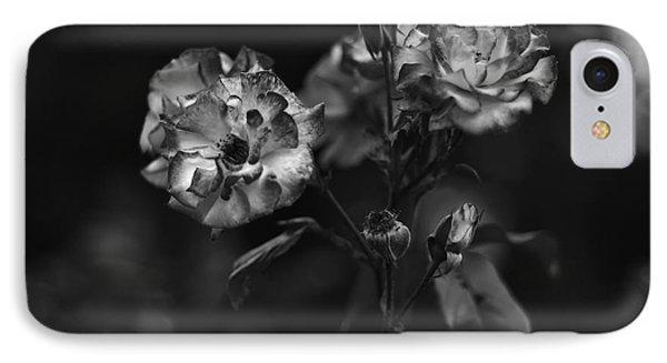 Wild Rose IPhone Case by Dariusz Gudowicz