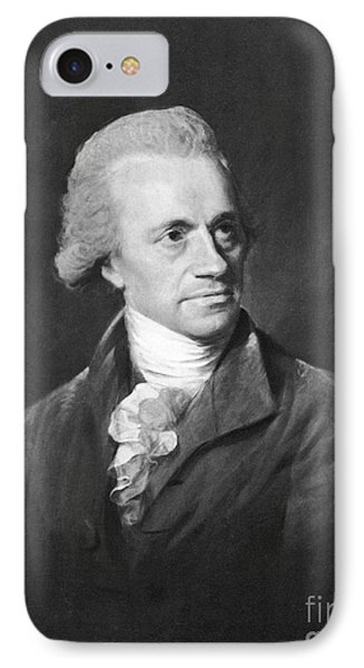 William Herschel, German-british Phone Case by Science Source