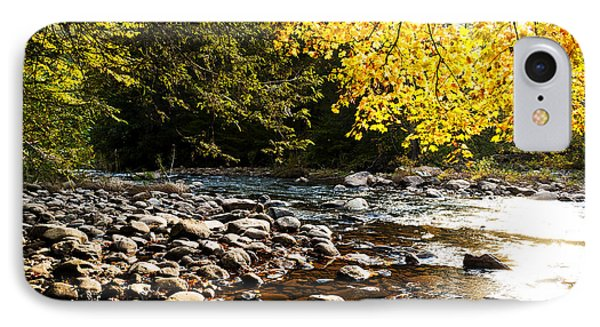 Williams River Autumn Phone Case by Thomas R Fletcher