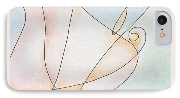 Woman Phone Case by Dave Martsolf