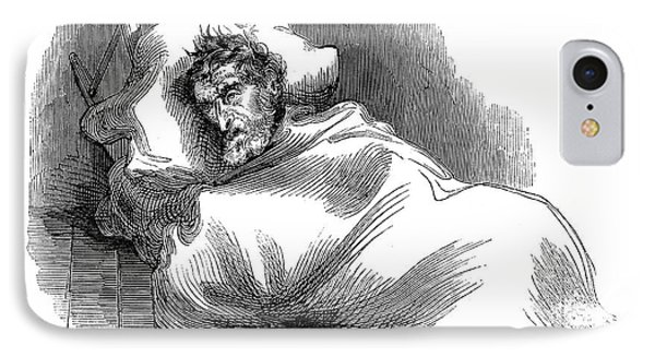 Wounded John Brown, 1859 Phone Case by Granger