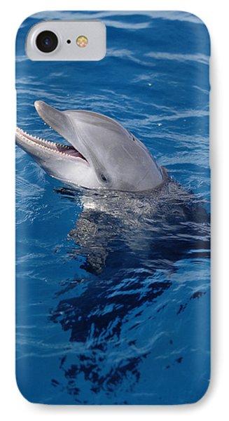 Bottlenose Dolphin Tursiops Truncatus Phone Case by Konrad Wothe