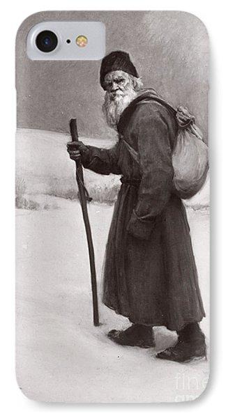 Leo Tolstoy (1828-1910) IPhone Case