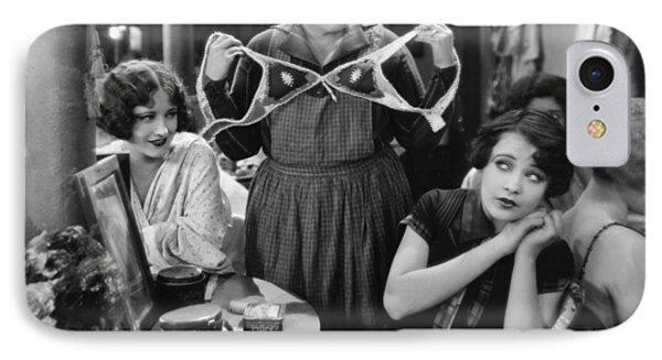 Silent Still: Showgirls Phone Case by Granger