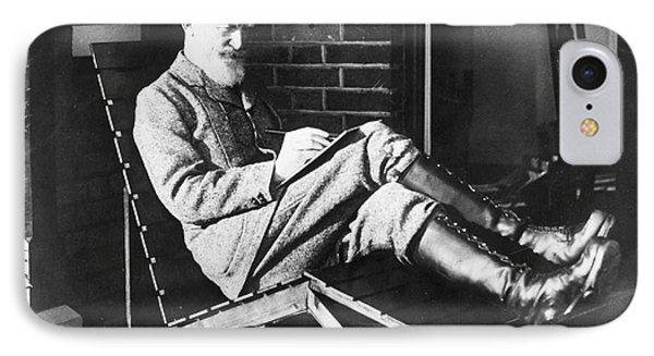 George Bernard Shaw Phone Case by Granger