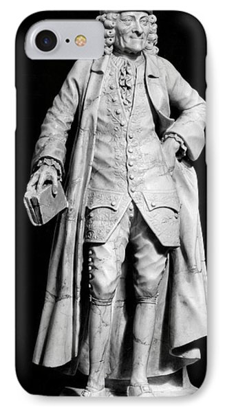 Voltaire (1694-1778) Phone Case by Granger