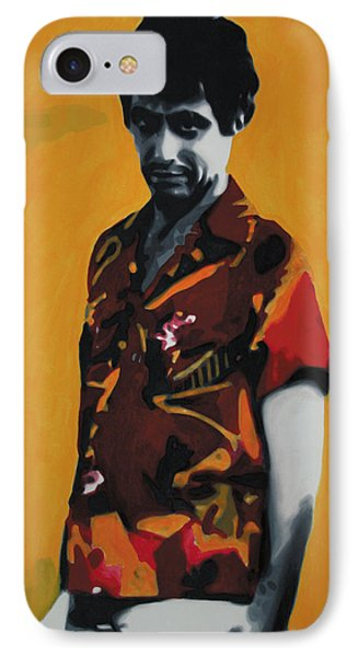 - Scarface - IPhone Case by Luis Ludzska