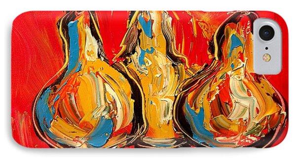 Pears Phone Case by Mark Kazav