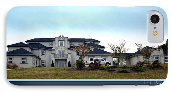 12000 Sf House Phone Case by Renee Trenholm