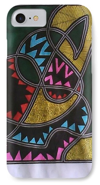 Untitled IPhone Case by Jerry Conner