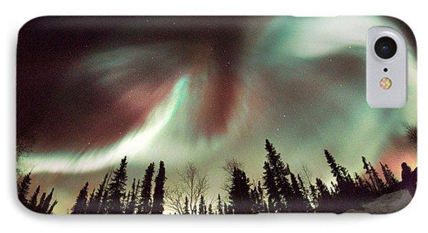 Aurora Borealis Phone Case by Chris Madeley
