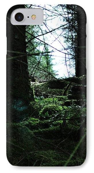 IPhone Case featuring the photograph No Title  by Mariusz Zawadzki