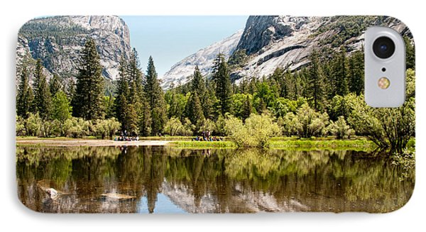 Yosemite IPhone Case by Carol Ailles