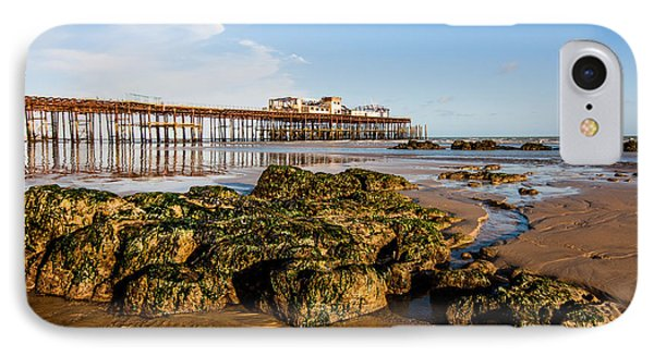 Hastings Pier Phone Case by Dawn OConnor