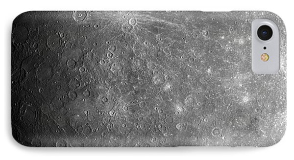 Mercury IPhone Case by Nasa