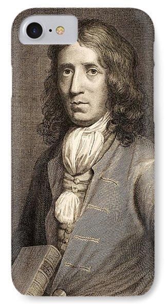 1698 William Dampier Pirate Naturalist Phone Case by Paul D Stewart