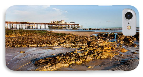 Hastings Pier Phone Case by Dawn OConnor
